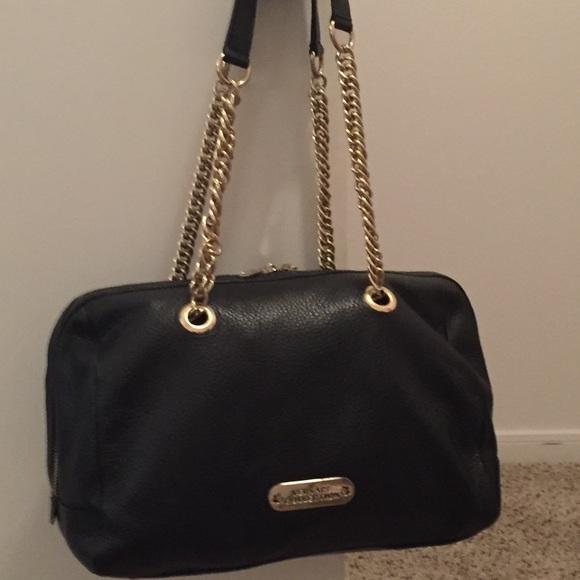 Versace Pebbled Leather Shoulderbag NWOT 8b30fa0393352